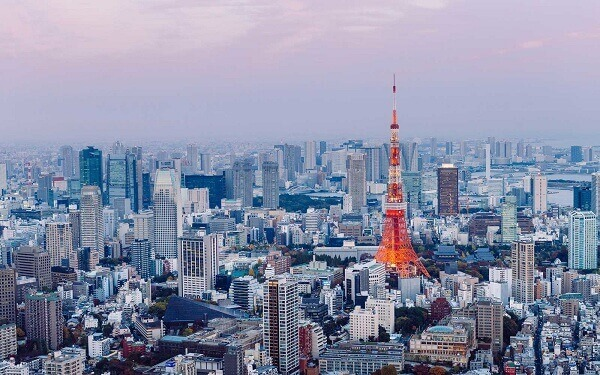 visa nhật bản tokyo