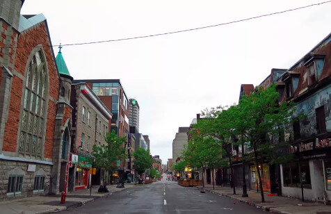 Saint-Catherine-Street-West